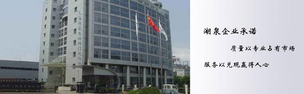 上海湖泉閥門有限公司