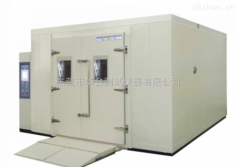 LCD高温高湿老化测试