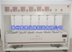 HJ-6SA恒温水浴电动搅拌器