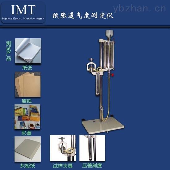 新品IMT-TQ01电子式透气度检测仪