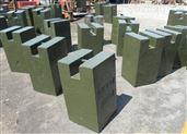 铸铁砝码工厂-手提秤50公斤铸铁砝码