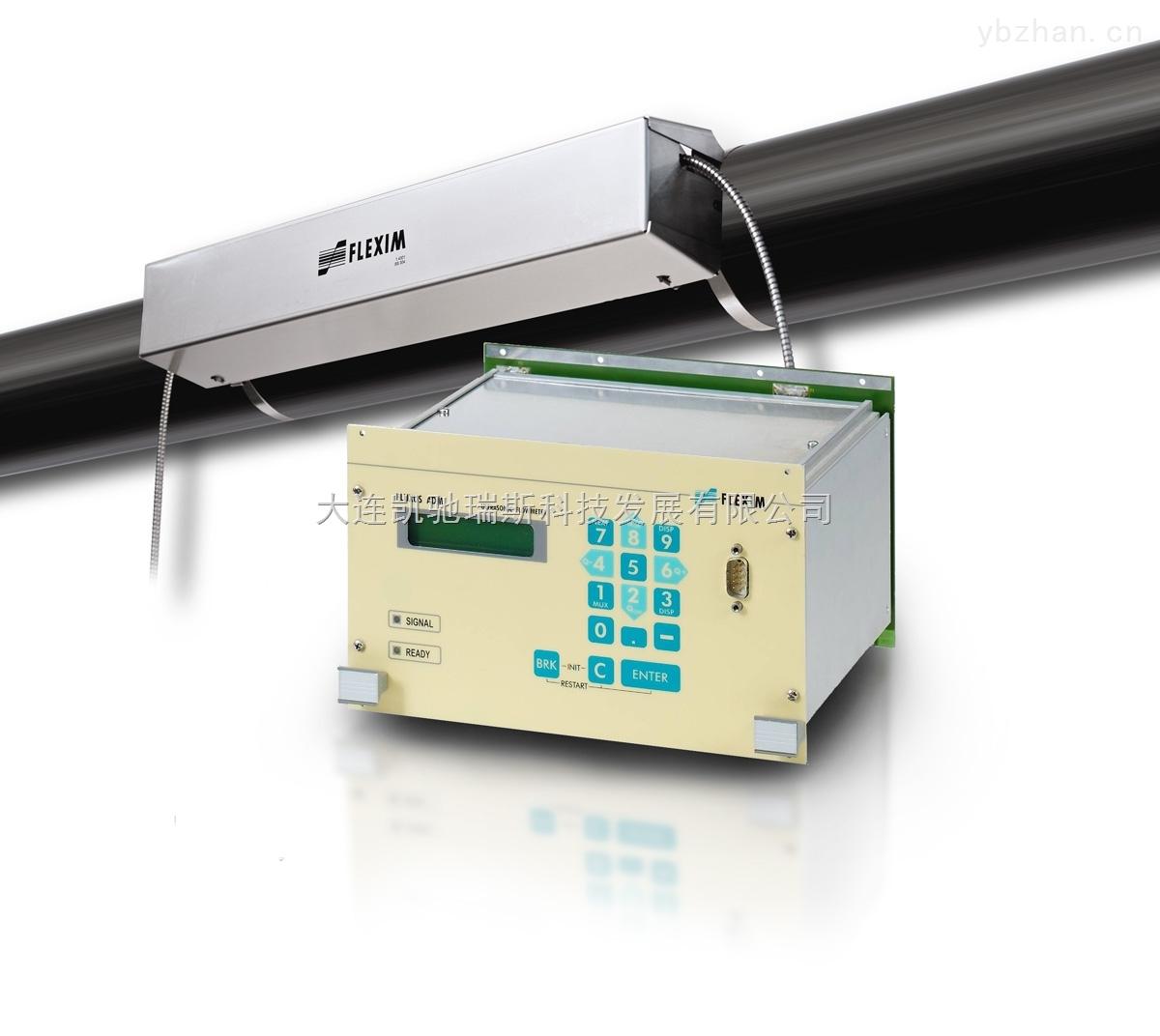 F709-在线式超声波流量计