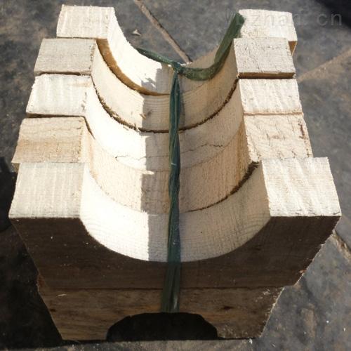 管道垫木//红松木沥青油防腐管道垫木