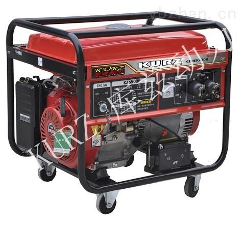 5KW汽油发电机