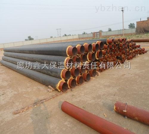 防腐直埋发泡保温管,地理管道直埋发泡保温管生产过程