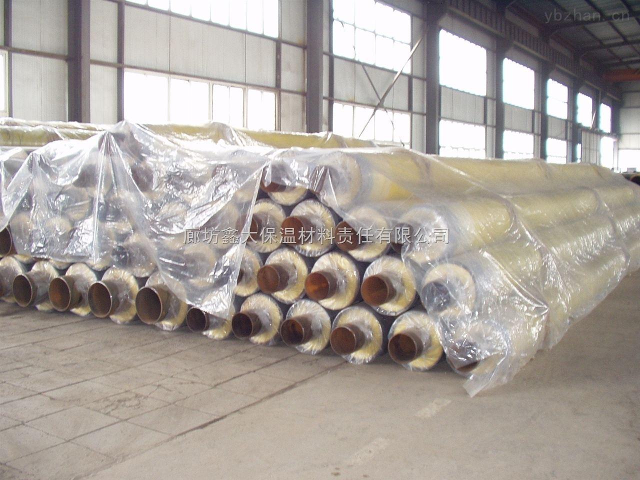 高密度架空聚乙烯保温管,预制复合保温管制作工艺