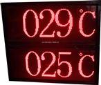 大屏幕溫濕度通訊測控儀,溫濕度控制器,溫濕度顯示器,溫濕度測量儀