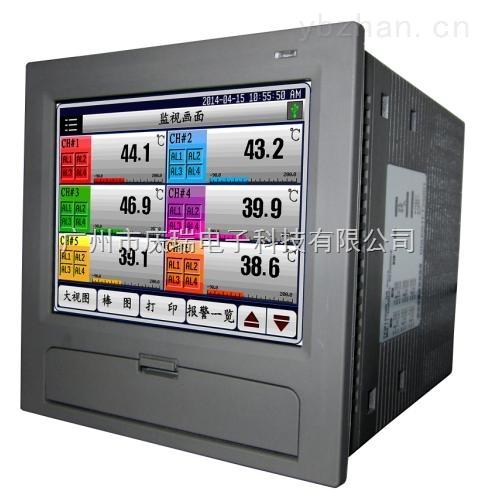 TEMI2500-供应TEMI2500彩屏温度无纸记录仪