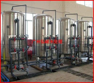 120T/H软化水处理设备