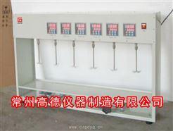 JJ-6B(六联)异步恒速电动搅拌器