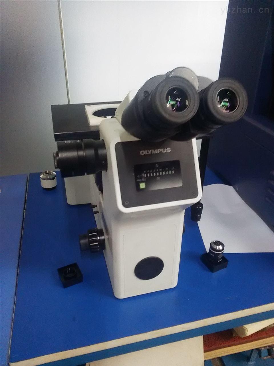 特价二手奥林巴斯金相显微镜GX71价格、图片、货期