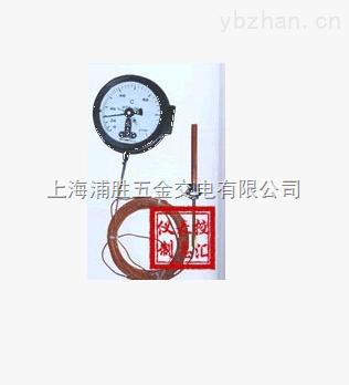 上海荣华仪表厂WTQ-288 0-500C 压力式电接点温度计