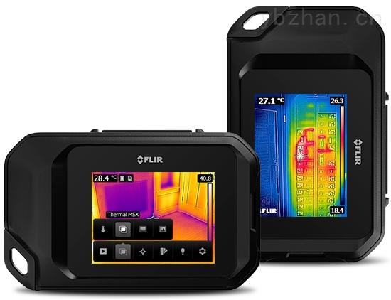 美国FLIR口袋系列热像仪C2