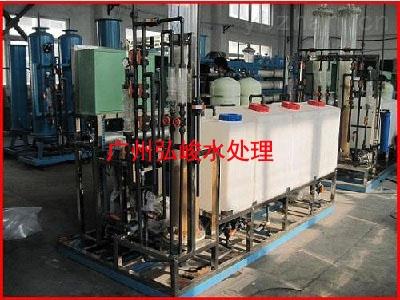 40T/H去离子水处理设备