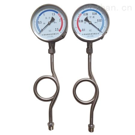 耐高温压力表