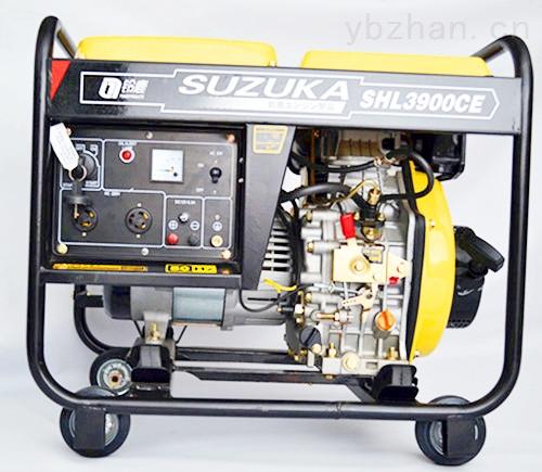 3kw柴油发电机型号
