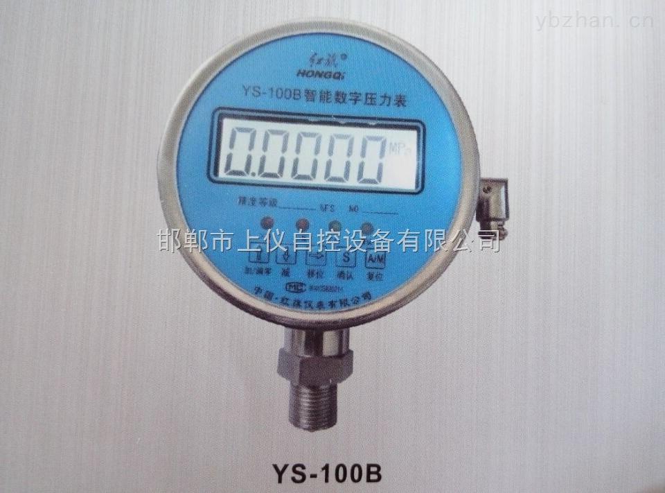 YS-100B系列精密数字压力表