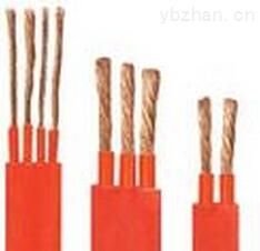 硅橡胶护套扁电缆