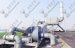 超等环保Passive DBD低温等离子废气处理设备CD-PEMS系列