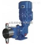 柱塞式隔膜計量泵