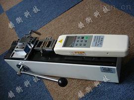 接线端子拉拔力测试机/端子拉力机/测试接线端子拉拔力的机器