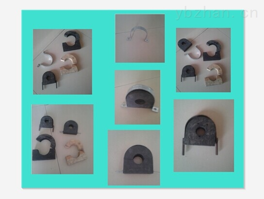 27型管道垫木 管托  管卡