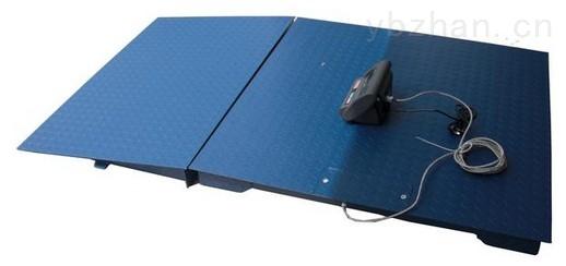 标准型电子地磅吉林省敦化市1.2*1.2m电子地磅供应
