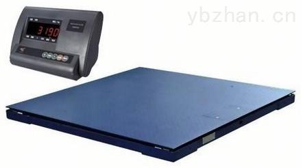 标准型电子地磅吉林省珲春市1.2*1.5m电子地磅供应