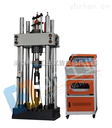电液伺服钢绞线锚具疲劳试验机