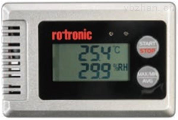 罗卓尼克紧凑型温湿度记录器