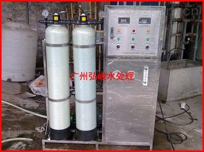 100L/H医疗超纯水设备