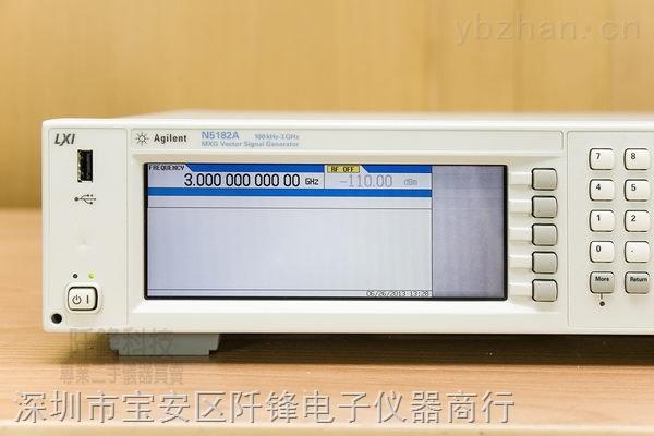 信号发生器N5182A清货低价出售