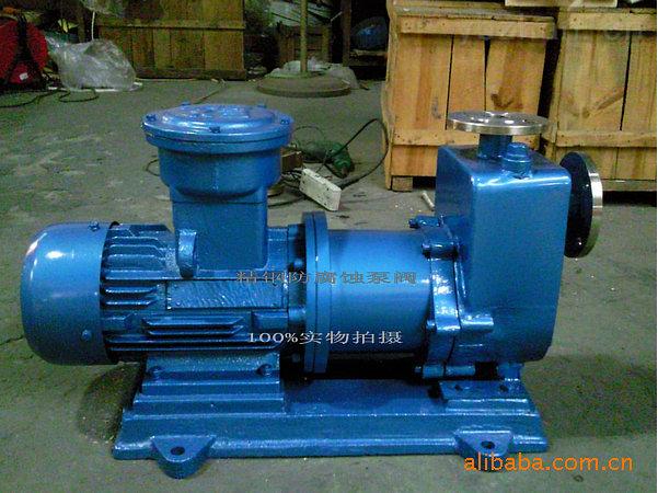 32-25-145-无泄漏磁力化工泵