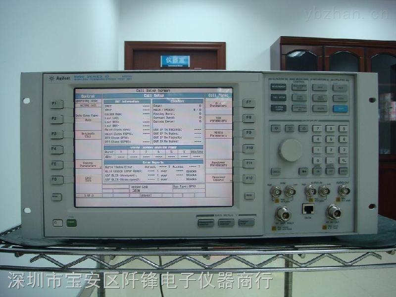 手机测试仪2010年的8960高配机低价出售