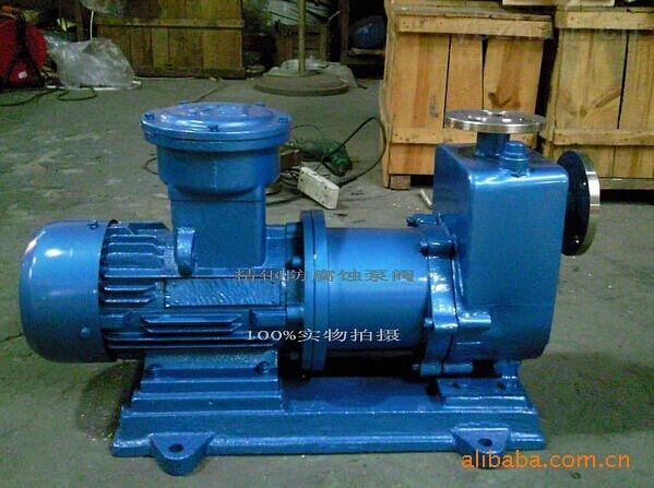 40-32-132-无泄漏磁力化工泵