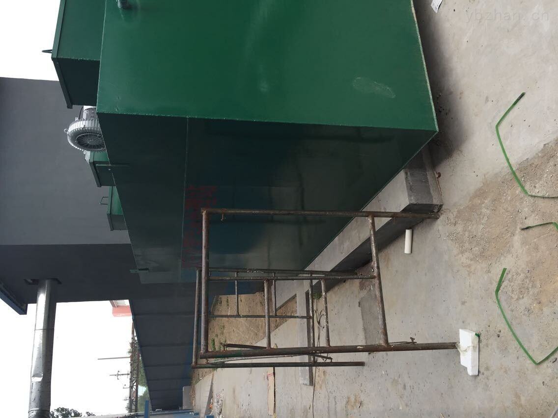 丽水地埋式一体化污水处理设备批发价格