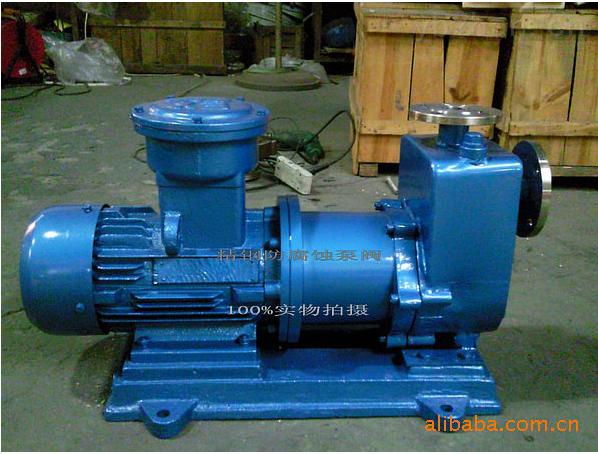 ZCQ32-25-115-ZCQ32-25-115自吸式磁力泵无泄漏磁力化工泵