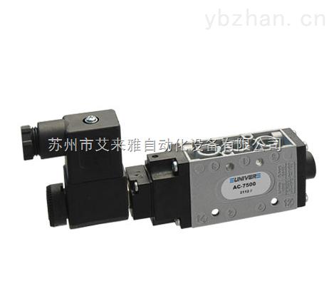 意大利univer电磁阀ac-9500|ac-7520