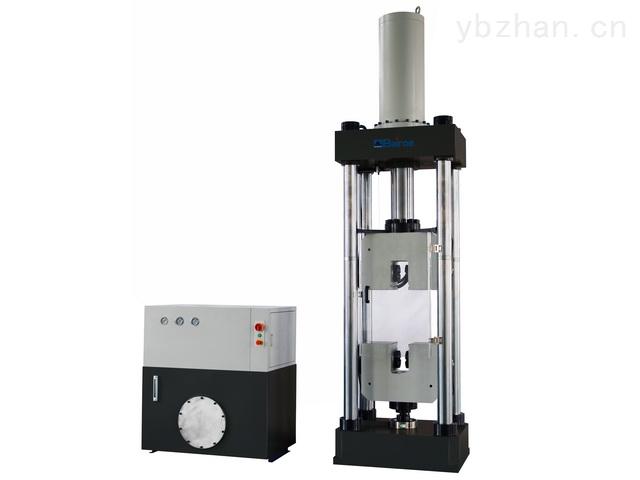 微机控制电液伺服万能试验机(单空间型)