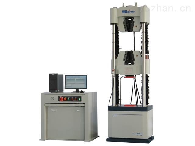 微机控制电液伺服钢绞线试验机
