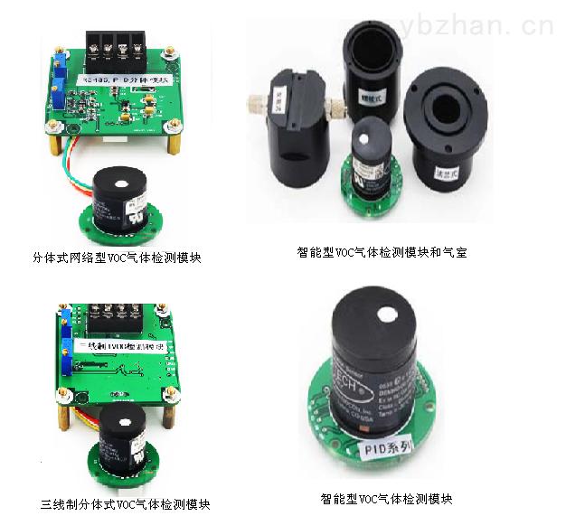 TVOC(PID)气体检测模块