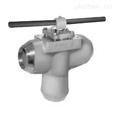XOMOX®焊接端套旋塞閥廠家直銷