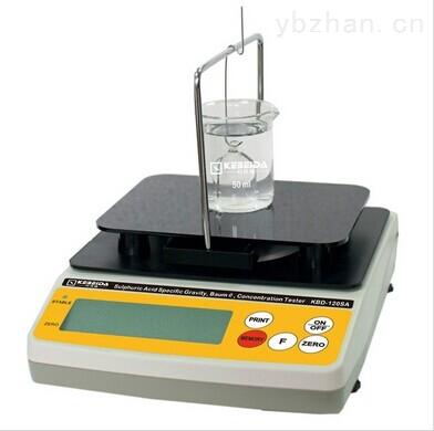 硫酸比重、波美度测试仪