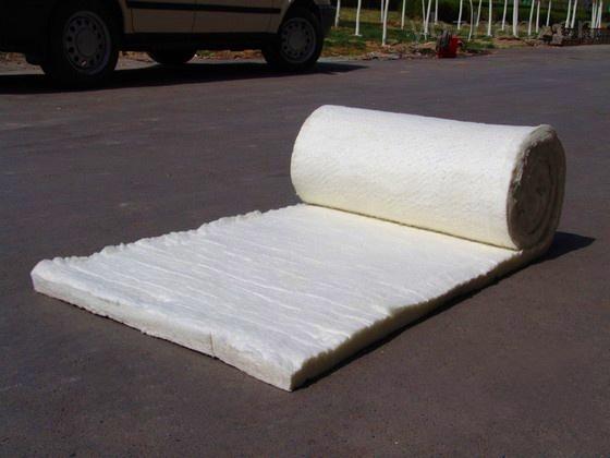 龙泉含镐硅酸铝针刺毯直销价格