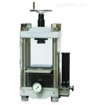 769YP-150F-769YP-150F小型油压机,台式压样机,手动粉末压片机