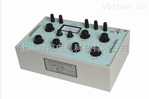 zx82a型直流多值电阻_直流多值电阻 单臂电桥检定-端
