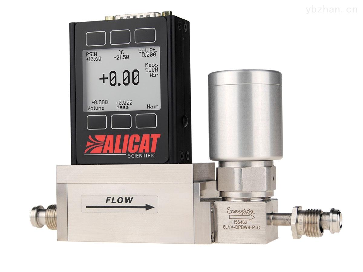 MCV-Alicat帶截止閥質量流量控制器