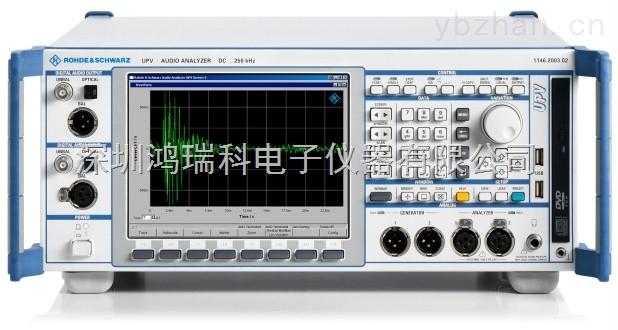 R&S(罗德与施瓦茨)二手 UPV UPV66音频分析仪