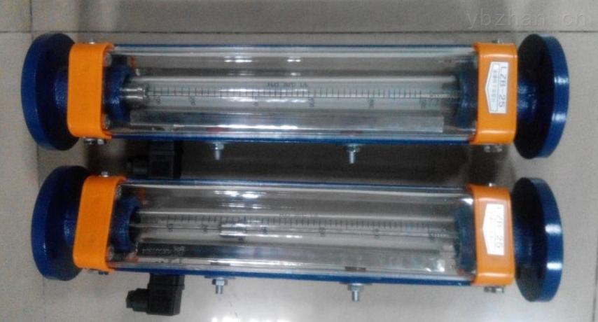 电远传玻璃管转子流量计