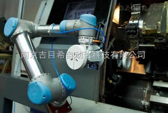 机器人自动上下料系统